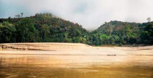 Vietnam et sa rivière mekong