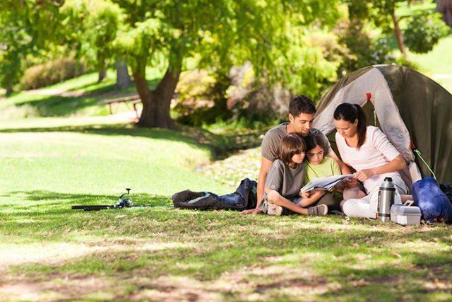 Camping en famille : faites le plein de loisirs et d'activités